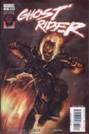 Ghost Rider #20 (2008) Marvel comic book